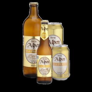 Birra Alpen 10 Plato